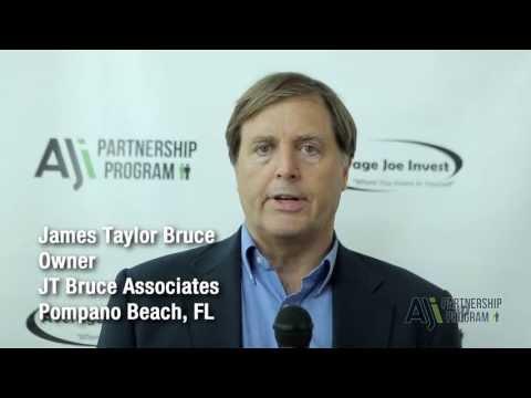 Average Joe Invest: Partnership Spotlight - JT Bruce