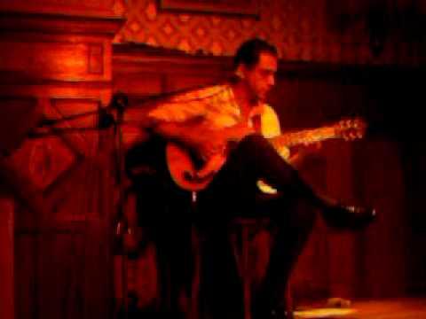 Carlos Irigoyen - solo de guitarra (36 billares)