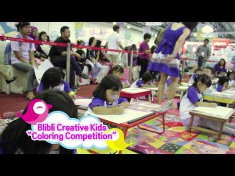 Kompetisi Mother&Baby Fair 2014