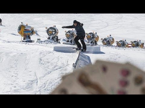 Val senales spring reopen 2014 | snowboard edit 2014