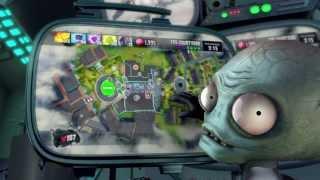 Plants vs. Zombies Garden Warfare Behind the Scenes of Boss Mode
