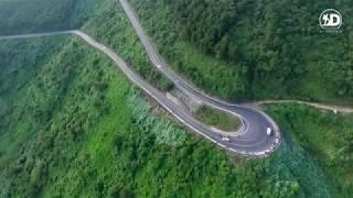 Đèo Hải Vân - Khung Cảnh Từ Trên Cao