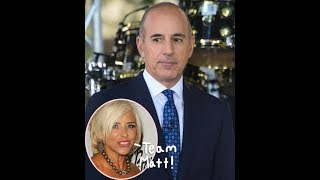 Matt Lauer's Ex Wife Comes To The Newsman's Defense Amid His Sexual Misconduct Scandal