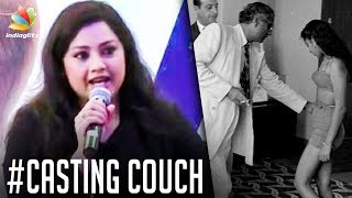 Meena Opens up on Casting Couch   Hot Tamil Cinema News   Sri Reddy Leaks