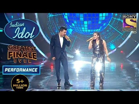 Shanmukha Priya shares stage with Aditya Narayana- Indian Idol Season 12- Greatest finale ever