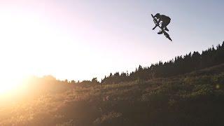 Bikers Rio Pardo   Vídeos   Um dia de Mountain Bike com Thomas Vanderham e Sterling Lorence em British Columbia