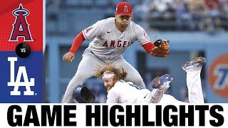 Angels vs. Dodgers Game Highlights (8/6/21) | MLB Highlights