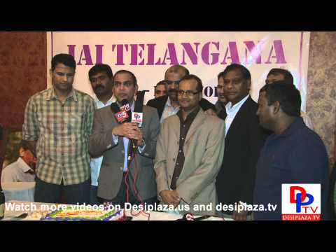 TDF Brand New  Association Launch & Telangana Formation Celebration