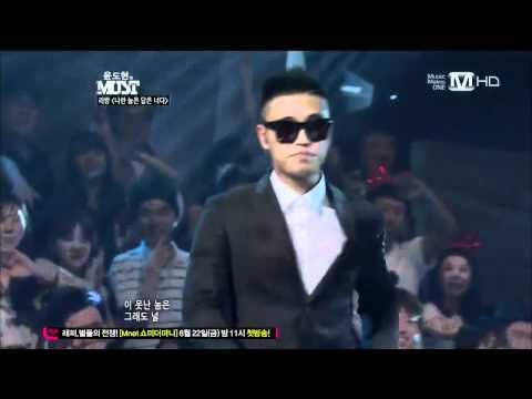 [Live] LeeSSang (리쌍) - 나란 놈은 답은 너다 [120602]