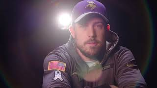 Case Keenum Minnesota Vikings