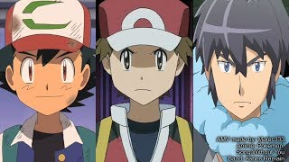 Charizard Masters - Ash Red & Alan - HD -  AMV