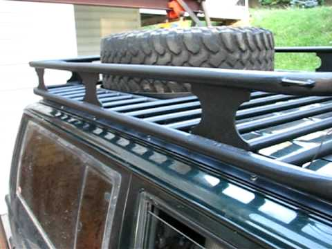 090722 Roof Rack Installed Youtube