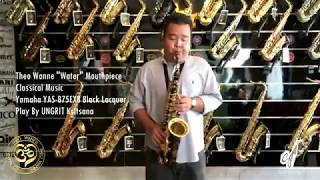 """Theo Wanne """"Water"""" Classical Music By Saxsociety Thailand"""