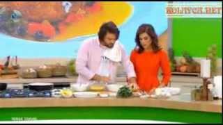 Yemek Takımı Piliç Kievski Tarifi Canlı izle 04.11.2013