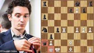 Rage Against the Machine    Donchenko vs Caruana    Tata Steel (2021)