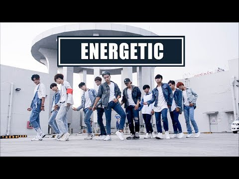 Wanna One (워너원) - 에너제틱 (Energetic) | Dance Cover | B.K.A.V