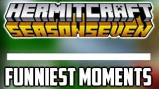 Hermitcraft Season 7 Funny Moments | Part 1