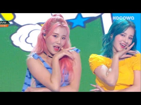 Momoland - BAAM [Music Bank Ep 935]