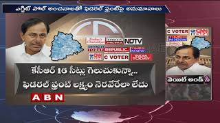 Why CM KCR Not Responding On Exit Polls Results?..
