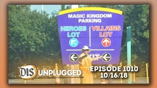 Walt Disney World Discussion | 10/16/18