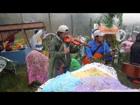 Día de los Santos, Santa Eulalia, Huehuetenango, Guatemala