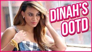 Fifth Harmony's Dinah Jane's Perfect OOTD