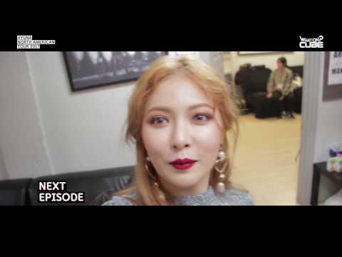 HYUNA(현아) - 2017 북미 투어 비하인드 Part.1 (NORTH AMERICAN TOUR 2017 Part.1)