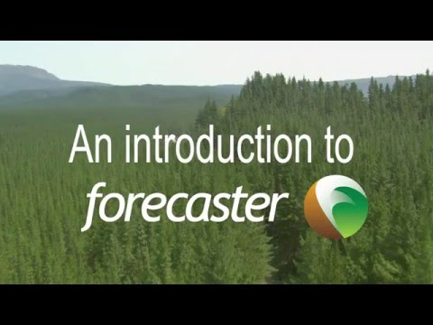 Video 1   Introduction to Forecaster