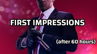 Hitman 2 - First Impressions (after 60 hours)
