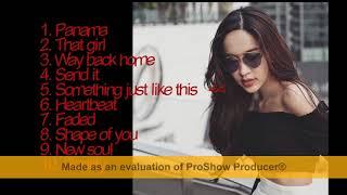 TOP 10 Bài Hát Tik Tok Gây Nghiên ♥  Panama - That Girl - Way Back Home .... ♥