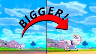 I FIX Pokemon Scale in Sword & Shield