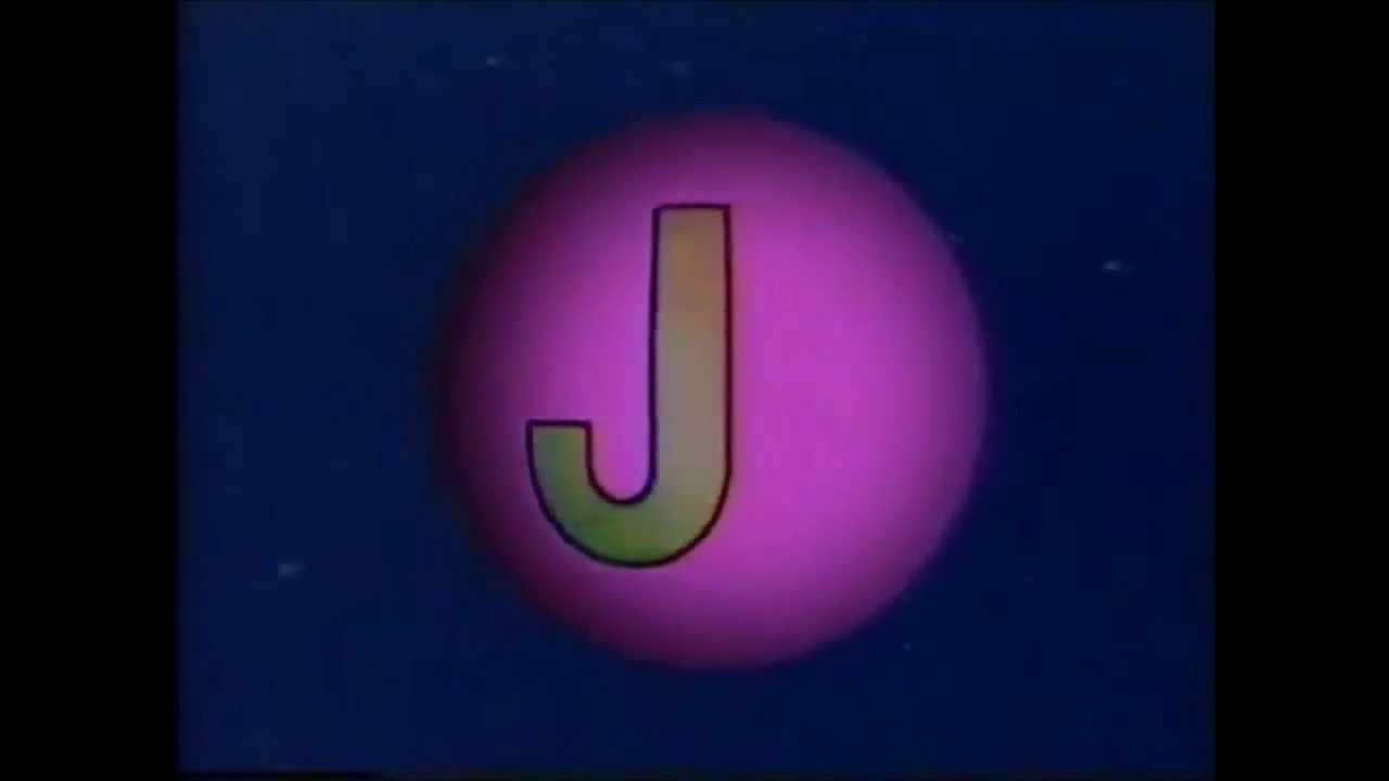 Classic Sesame Street: Letter Planets: J/j - YouTube