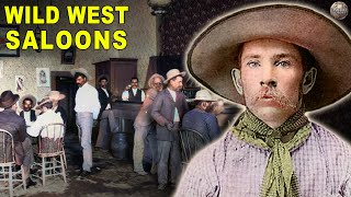 What Were Wild West Saloons Really Like