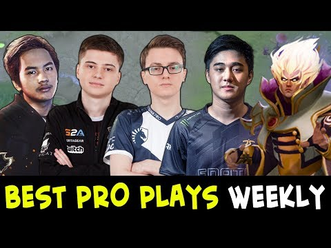 Best PRO plays of the week #14 — Abed, Miracle, InYourDream