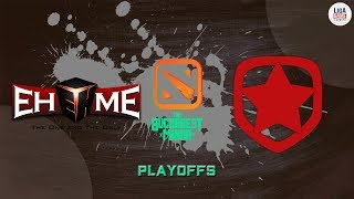 [DOTA 2] Keen Gaming VS Ninjas in Pyjamas - The PGL Bucharest Minor Playoff Day 2