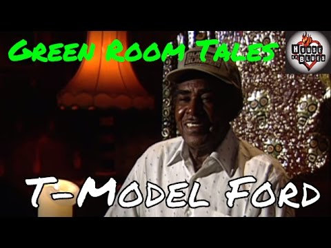 T-Model Ford | Green Room Tales | House of Blues