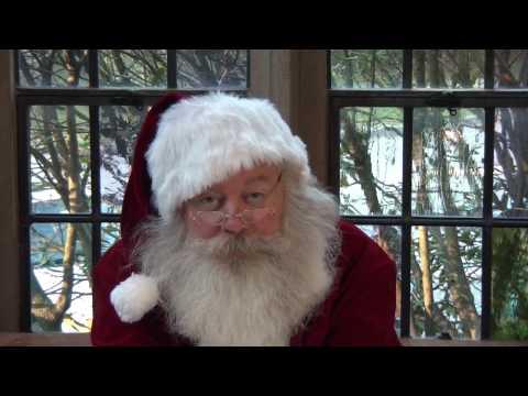 How Santa got his name.  - Santa Claus videos for children Ho Ho Ho