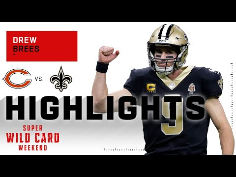 Drew Brees Secures a Sweet, Sweet Victory | NFL 2020 Highlights