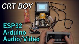 Tech Note 077 - ESP32 8-Octave Audio Spectrum Display - G6EJD