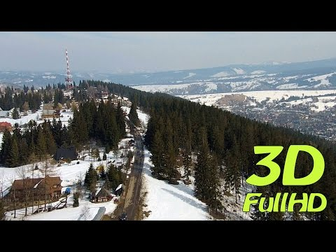 [3D] Gubalowka / Gubałówka, Zakopane, Poland / Polska