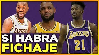 Jimmy Butler firmara con Los Lakers de acuerdo a fuentes | Fichar a Kemba ?? NBA Lakers en Español