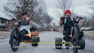Twenty One Pilots - Stressed Out [Alternate Version Official Video](Subtitulada en Español/Lyrics)