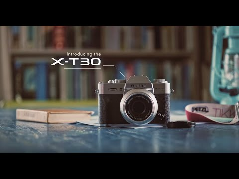 video Fujifilm X-T30 Kit 15-45mm Black