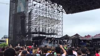 Asking Alexandria - A Prophecy - 07/17/15 - Toronto Warped Tour (LIVE)