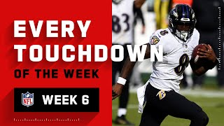 Every Touchdown of Week 6 | NFL 2020 Highlights