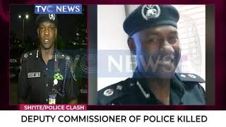 DCP killed, two other officer injured in Police, Shiite clash - Frank Mba