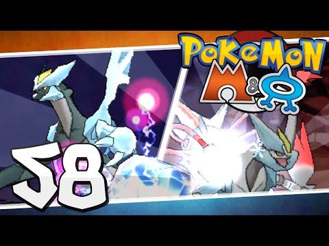 Pokémon Omega Ruby and Alpha Sapphire - Episode 58 | Kyurem: Fusion Reborn!