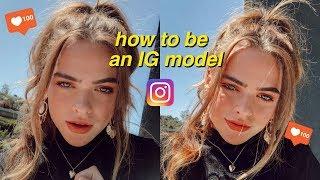 How to Be an Instagram Model // Photoshoot Tips & Tricks | Summer Mckeen