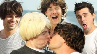 """One Direction - """"What Makes You Beautiful"""" PARODY"""