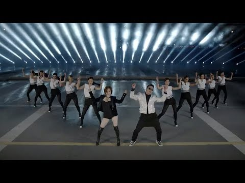 Repeat youtube video PSY - GENTLEMAN M/V